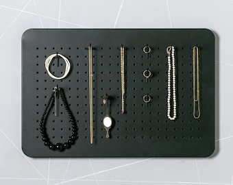 Jewelry display – Jewelry storage - Necklace holder - Necklace display - Earring stand - Bracelet organizer