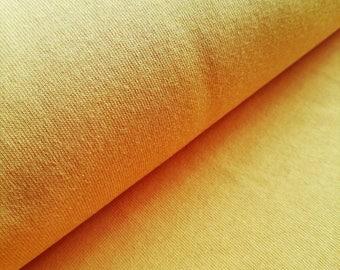 Organic jersey Honey Yellow