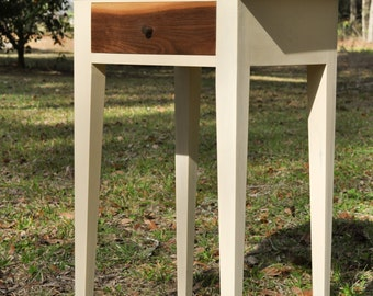 Shaker nightstand - Walnut end table