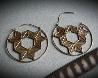 earrings *geometry*