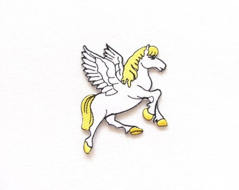 pegasus patch / winged horse patch