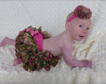 Camo Bloomers Etsy
