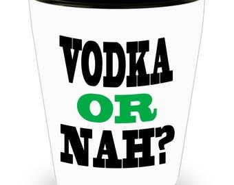 Custom Vodka Tequila Rum or Nah?