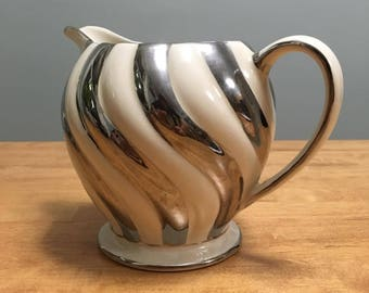 British Porcelain Pitcher