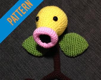 Crochet Pattern - Wild Bellsprout