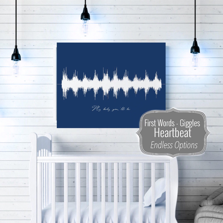 Baby Heart Beat Baby Heartbeat Print Heart Beat Heartbeat