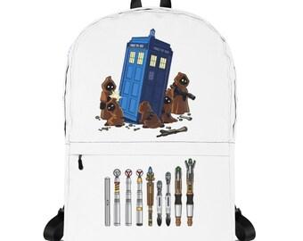 Doctor Who Star Wars Mashup Backpack