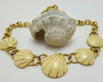 TRIFARI Seashell Necklace