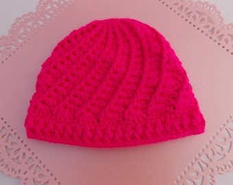 Crochet Child Hat