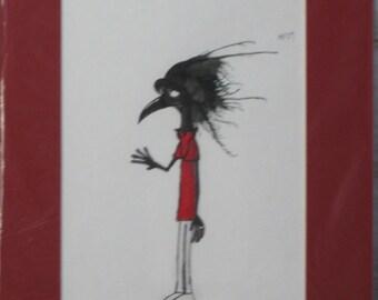 Mr. Feldsgar Original Monster Art