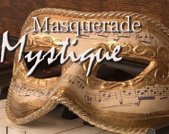 Masquerade Mystique Event Theme