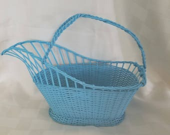 French wine holder wire basket
