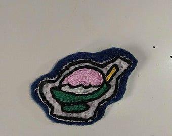 Ice cream Cup pin