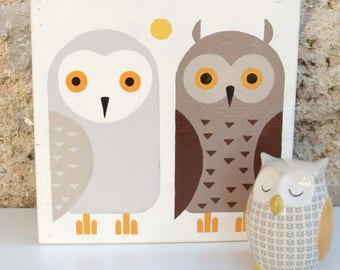 """OWL cry"" box"