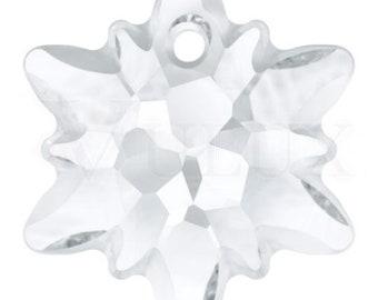 Wholesale Swarovski 6748G Edelweiss Pendant  18 mm Crystal