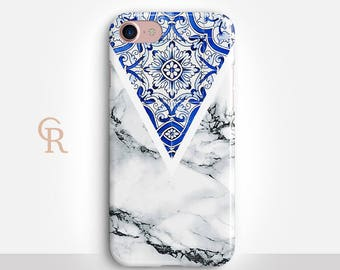 Tile iPhone 8 Plus Case For iPhone 8 iPhone 8 Plus - iPhone X - iPhone 7 Plus - iPhone 6 - iPhone 6S - iPhone SE - Samsung S8 - iPhone 5