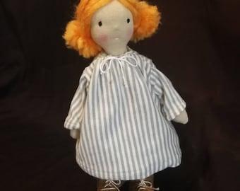 Waldorf /Steiner Inspired Doll