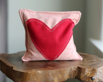 Washable Heart Ouch Pouch