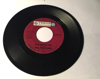 "The Fortunes You've Got Your Troubles 1965, Vinyl (7"", 45 RPM, Single) Press Records (2), US, 45-9773"