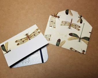 Origami Envelope & Card (Set of 3)