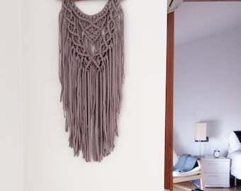 Macrame Tapestry/Tapestry wall/Rug/tapestry Boho/Tapestry Astrid macrame