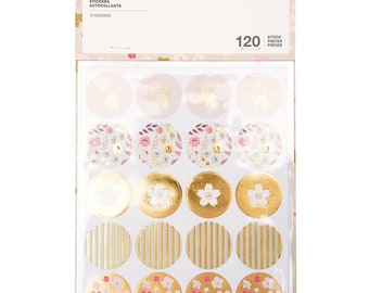Bouquet Sauvage Stickers