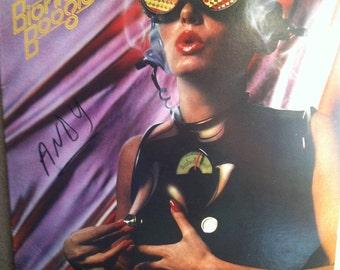 Bionic Boogie Vinyl Disco Record Album