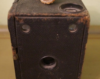 Vintage Kodak No. 2A Brownie Camera Box Camera