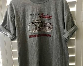 Genuine Indian Motorcycle T-shirt