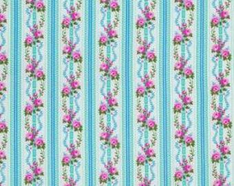 Happy Land in Martha Sky designed by Jennifer Paganelli for Free Spirit Fabrics - 3.25 Yards - Great Price