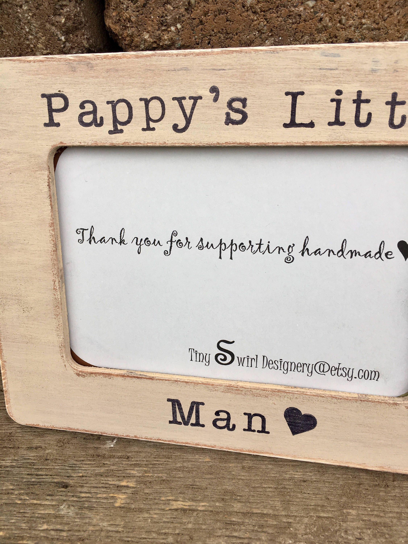 Pappy gifts, papa frame, papa frames, grandpa birthday gifts ...