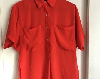 Hot tamale blouse