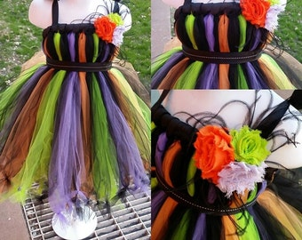 Witch Petti Tutu Dress