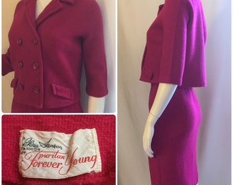 Puritan Forever Young Pink Suit
