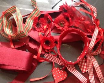 Red ribbons - Grabbag