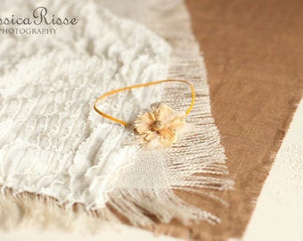 Newbor Layering Prop Burlap and Ruffle Layers Set Photography Prop Newborn Baby Photo Prop Baby Picture Props for Photo Shoot