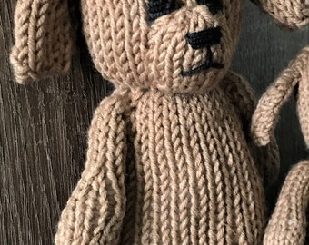 Puppy Hand Made Knit