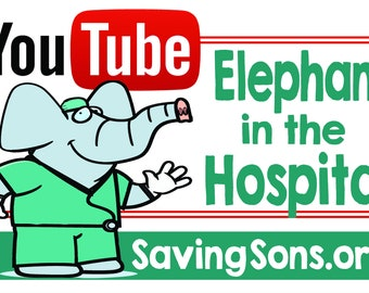 YouTube Elephant in the Hospital Intact Rally Sign