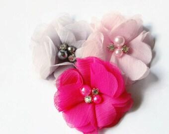 Dog collar flower, dog flower, dog collar bow, collar Flower, Wedding Dog Flower, Bows for Dog, Dog Bow, pink dog flower, Flower dog, Pet