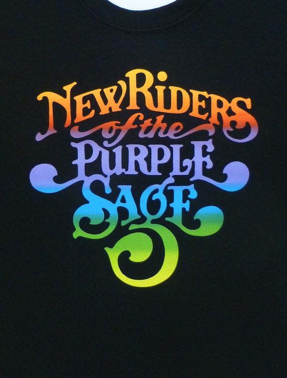 New Riders of the Purple Sage Batik QGbFQZnKh