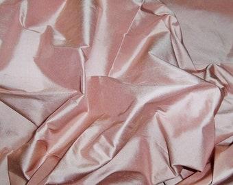 LEE JOFA KRAVET Patrician Silk Dupioni Fabric 10 Yards Petal Pink