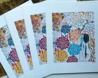 Waking Dream, Fine Art Print, Glicee Print, art print,