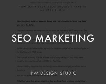 SEO Course   Search Engine Optimization, Google Keywords, Blog Management, Blog Course, SEO Classes, Blogging, Keywords