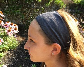 Heather Grey Headband