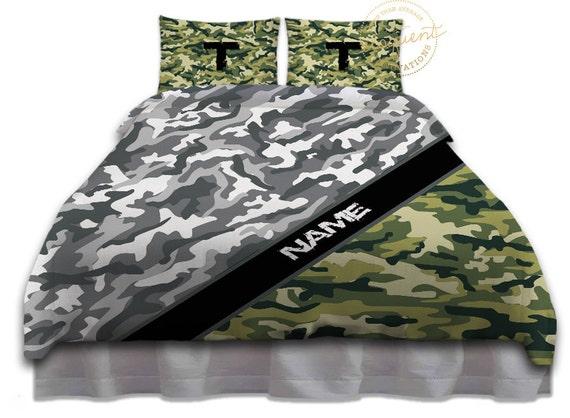 Camo Bedding Camouflage Comforter Bed Comforter Sets