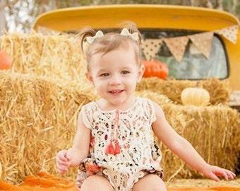 PICK 3 PAIRS - Toddler Hair Clips - baby hair clips - baby hair bows - toddler hairbows - small hair clips - pigtail bows e-ap-6