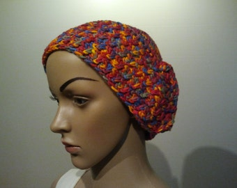 Colourful knitted Cap