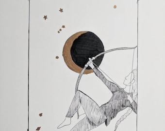 Constellation Tarot Prints