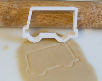 Food Truck Cookie Cutter