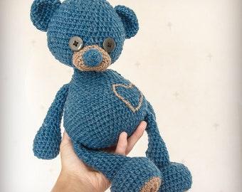 Aalto - Original Handmade Teddy/Bear/Toy/Collectable/Gift/Charm